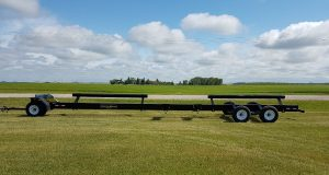 38' Header Trailer by MD Products