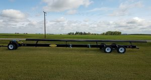 41' Header Trailer by MD Products