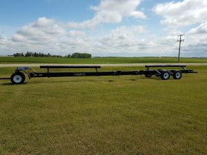 44' Header Trailer by MD Products