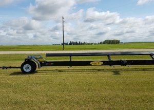 47' Header Trailer by MD Products